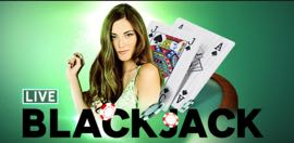 Blackjack dal vivo su Casino 888