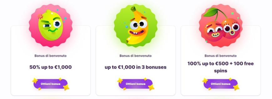 Bonus di Nomini